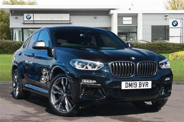 BMW X4 X4 M40D Auto