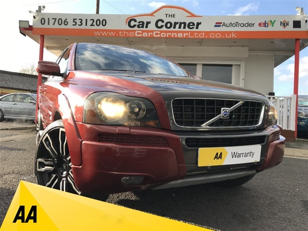 Volvo XC90 T S AWD used cars Rochdale, Greater Manchester