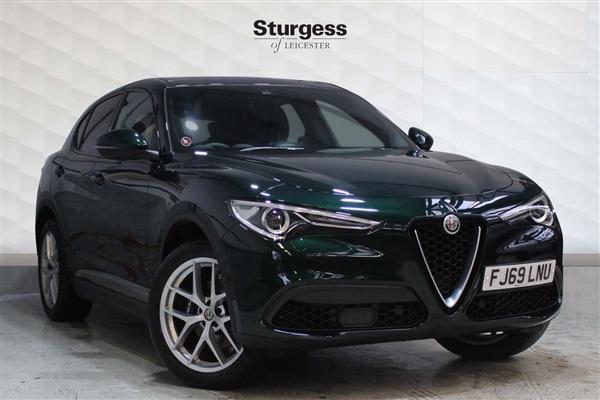 Alfa Romeo Stelvio 2.0T Milano Edizione Auto Q4 AWD (s/s)