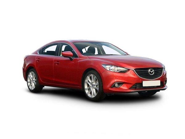 Mazda 6 2.2 SKYACTIV-D SE-L Nav (s/s) 4dr