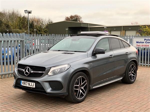 Mercedes-Benz GLE 3.0 GLE43 V6 AMG (Premium) G-Tronic 4MATIC
