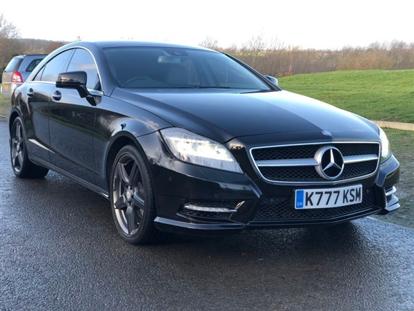 Mercedes-Benz CLS 2.1 CLS250 BlueEFFICIENCY AMG Sport