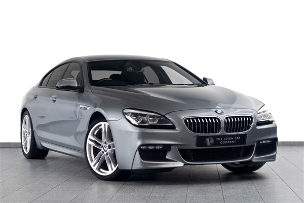 BMW 6 Series 640d M Sport Gran Coupe 4dr Auto