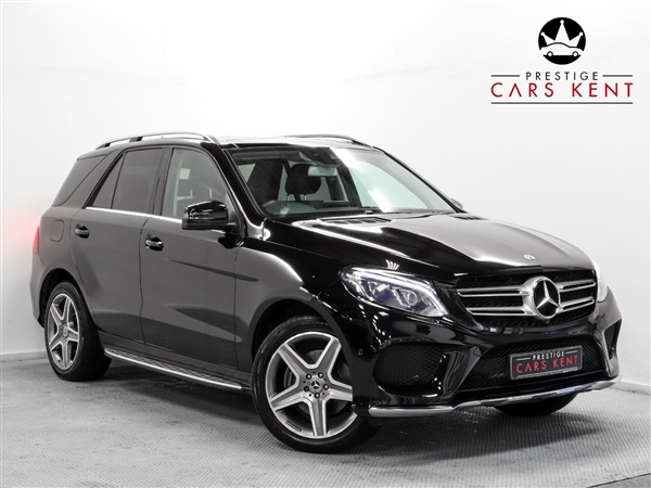Mercedes-Benz GLE GLE 250d 4Matic AMG Line Premium 5dr