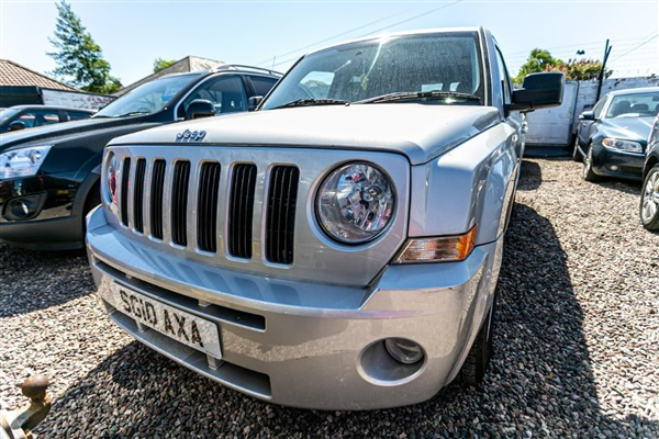 Jeep Patriot LIMITED CRD USED CARS