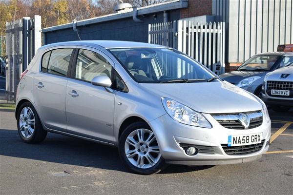 Vauxhall Corsa 1.4 i 16v Design 5dr (a/c) Auto