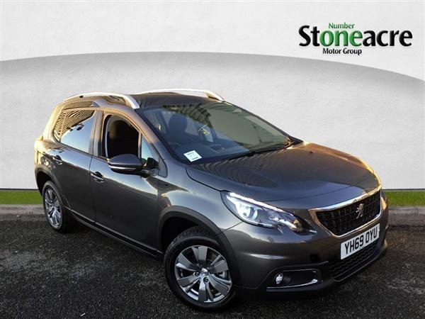 Peugeot  PureTech Signature SUV 5dr Petrol (s/s)