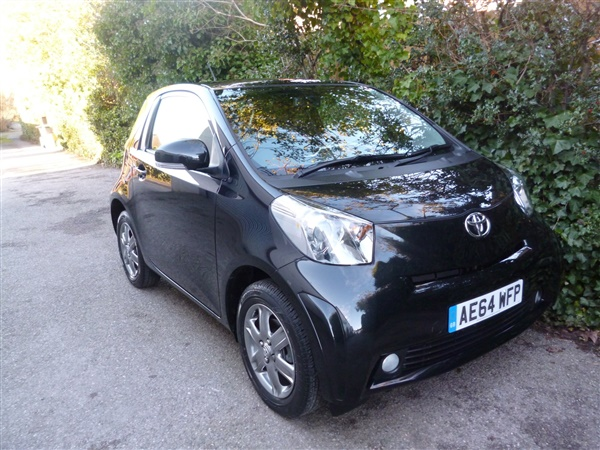 Toyota IQ VVT-I IQ2 ONLY  MILES FROM NEW