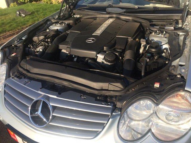 Mercedes SLL Vk miles