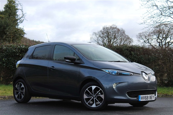 Renault ZOE i RkWh Dynamique Nav Auto 5dr