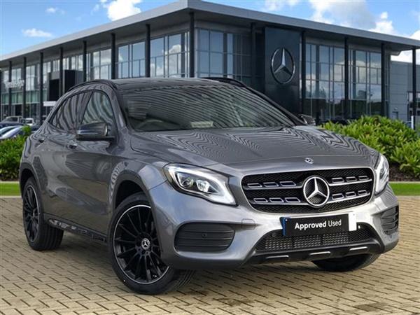 Mercedes-Benz GLA Class Gla 200 Amg Line Edition Plus 5Dr