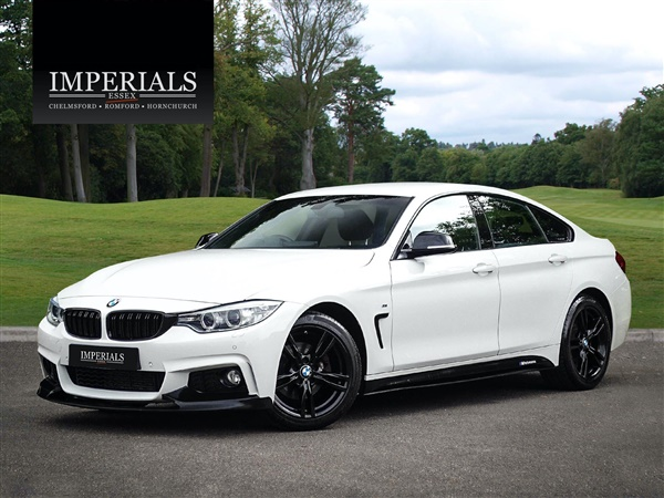 BMW 4 Series d M Sport Gran Coupe (s/s) 5dr Auto