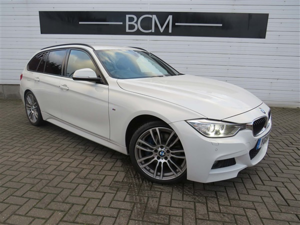 BMW 3 Series d M Sport Touring (s/s) 5dr