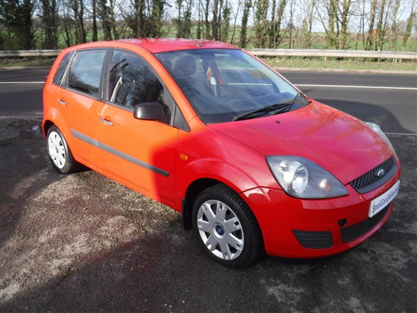 Ford Fiesta 1.4 TDCi Style 5dr [Climate]