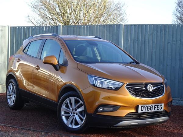 Vauxhall Mokka V TURBO ACTIVE 5DR AUTO