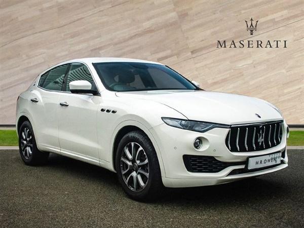 Maserati Levante LEVANTE SUV 4WD 3.0 V STOPSTART EU6 ZF