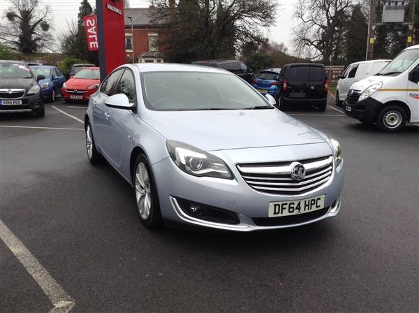 Vauxhall Insignia SRI NAV CDTI ECOFLEX S/S &&SAT NAV&&