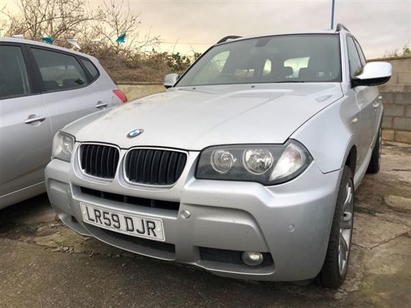 BMW X3 xDrive20d M Sport 5dr AUTOMATIC, 4X4, LEATHER,