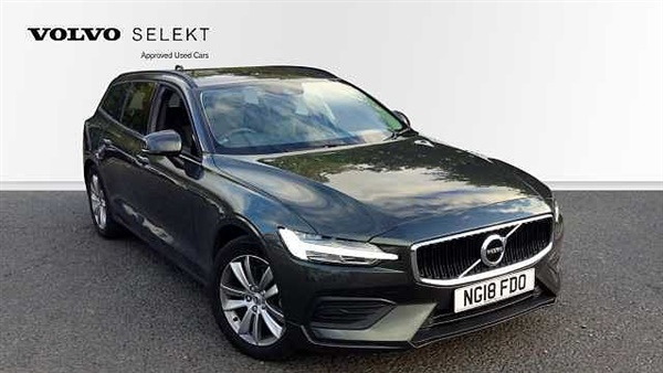 Volvo V60 (Winter Pack - Heated Front Seats and Windscreen)