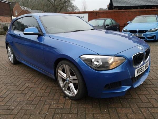 BMW 1 Series D M SPORT 3d 141 BHP