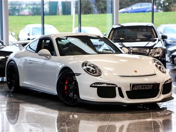 Porsche  GT3 PDK 2dr Semi Auto