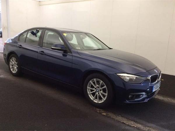BMW 3 Series d BluePerformance ED Plus Auto (s/s) 4dr