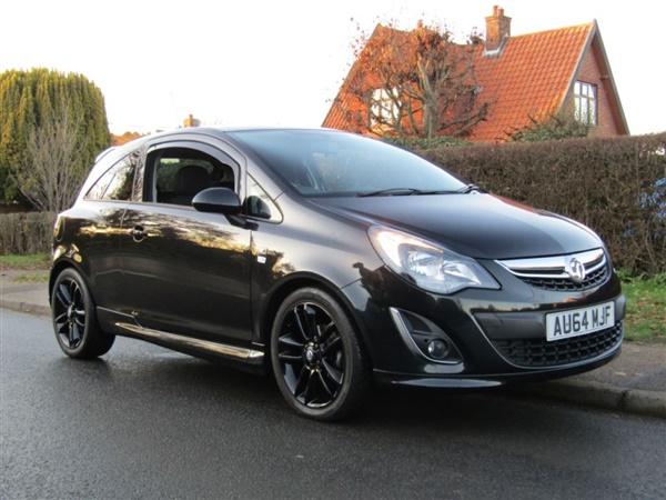 Vauxhall Corsa 1.3 CDTi ecoFLEX LIMITED EDITION 3DR TURBO