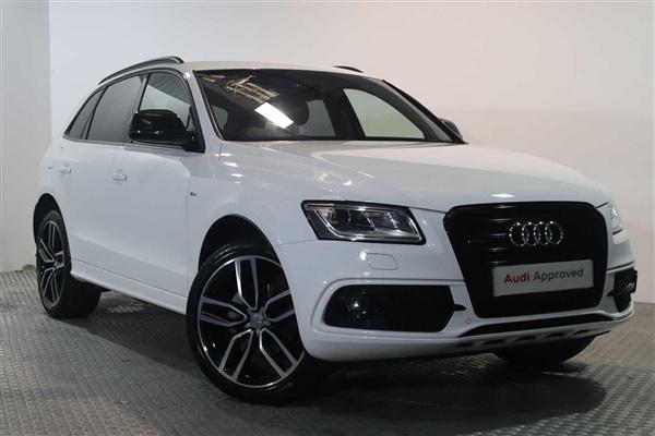 Audi Q5 S line Plus 2.0 TDI quattro 190 PS S tronic Auto