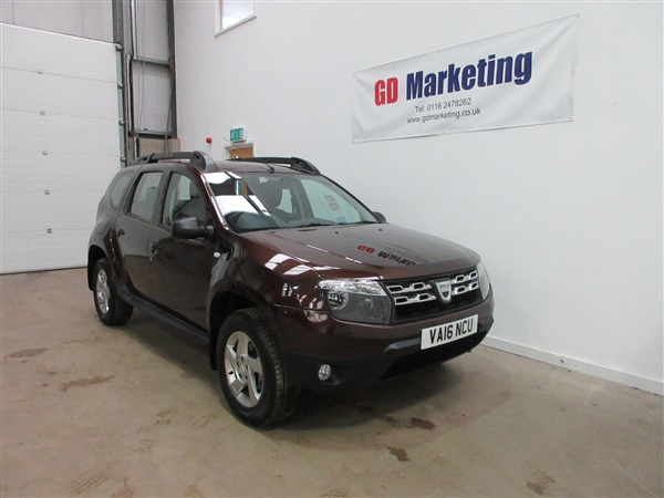 Dacia Duster 1.5 dCi 110 Ambiance Prime 5dr [£30/Year Road