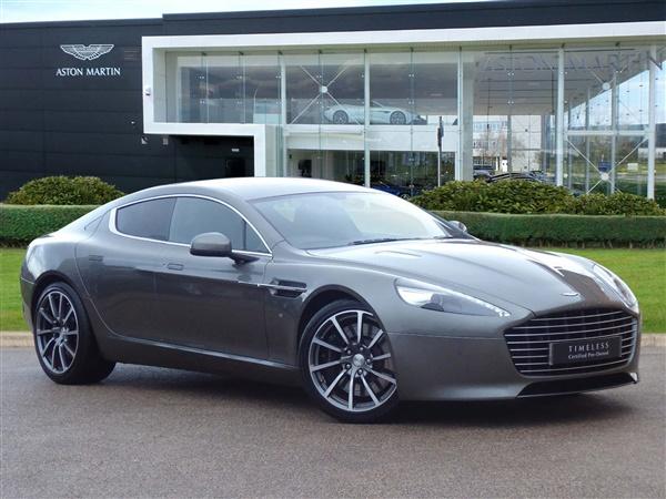 Aston Martin Rapide Vdr Touchtronic III Auto