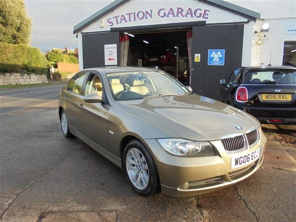 BMW 3 Series i SE 4dr Auto