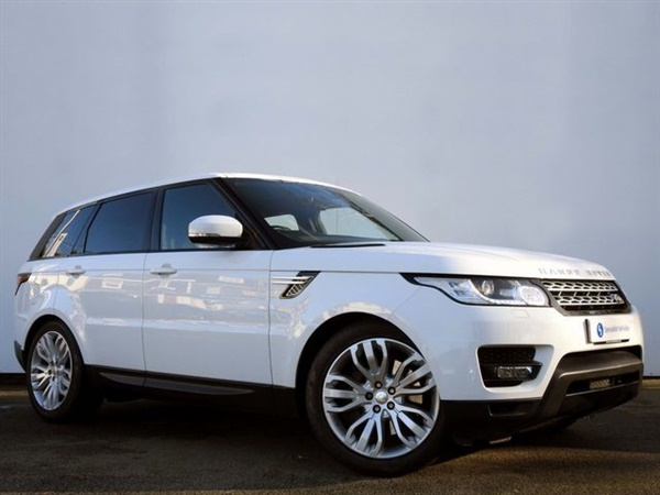 Land Rover Range Rover Sport 3.0 SDV6 HSE 5d 288 BHP Auto