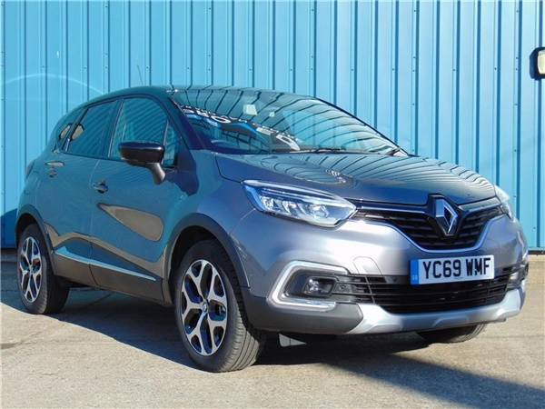 Renault Captur Gt Line 1.0 Tce 5dr - DELIVERY MILES and