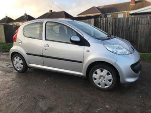 Very Low Milage Peugeot  only 46k miles and Full