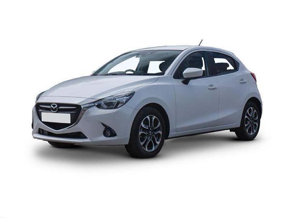 Mazda 2 1.5 SKYACTIV-G SE+ (s/s) 5dr