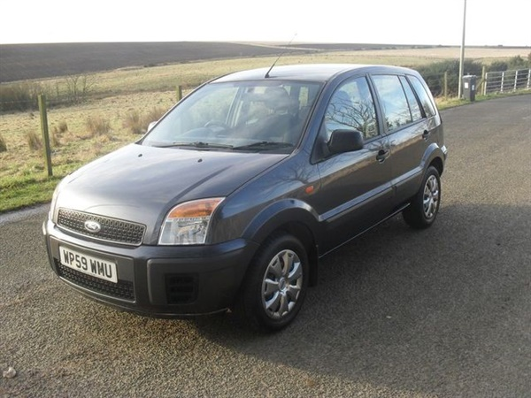 Ford Fusion 1.4 STYLE PLUS TDCI 5d 68 BHP