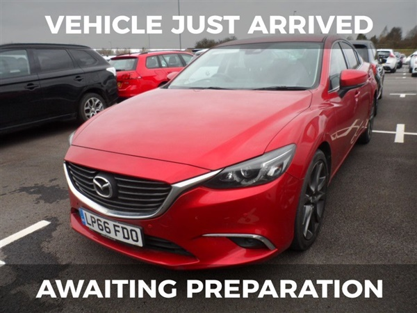 Mazda 6 2.2 D SPORT NAV 4d 173 BHP