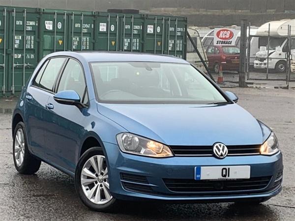 Volkswagen Golf 1.6 TDI SE DSG (s/s) 5dr Auto