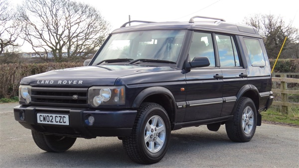 Land Rover Discovery 2.5 Td5 GS 7 seat 5dr Auto