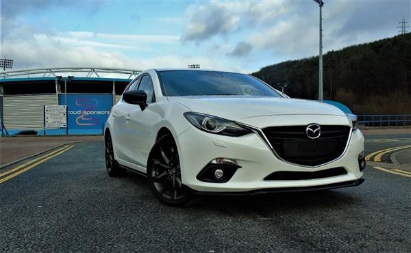 Mazda 3 2.0 Sport Black 5dr Hatchback