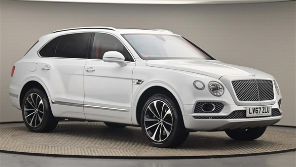 Bentley Bentayga 6.0 W12 Mulliner Auto 4WD (s/s) 5dr 5 Seat