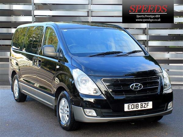 Hyundai I CRDi SE Nav Auto 5dr Auto, SAT NAV also VAT