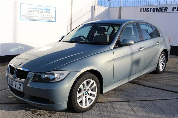 BMW 3 Series i SE 4dr