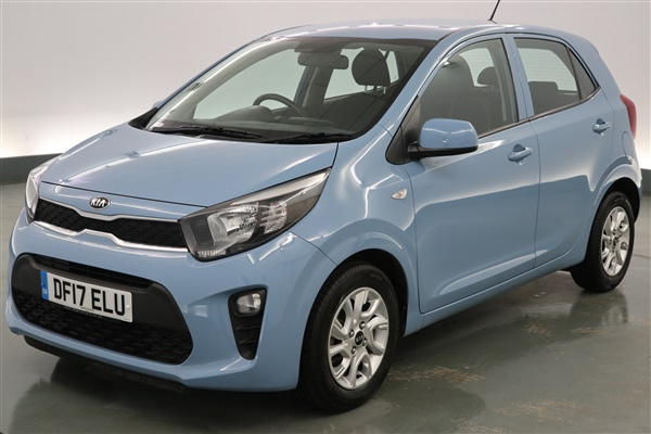 Kia Picanto dr - LED DAYTIME RUNNING LIGHTS - CLIMATE