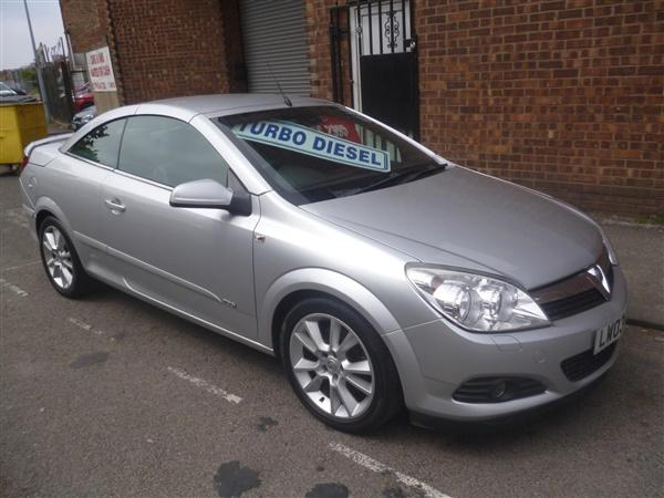 Vauxhall Astra 1.9 CDTi 16V Design 2dr