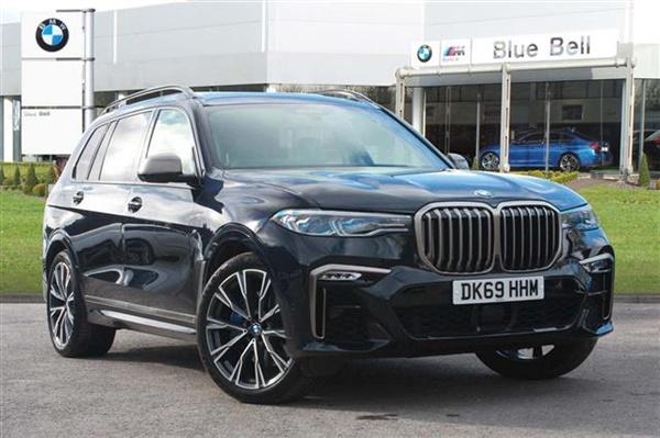 BMW X7 X7 M50D Auto