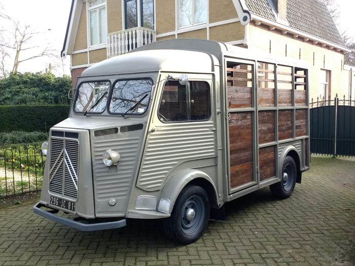 Citroën - HY veewagen -