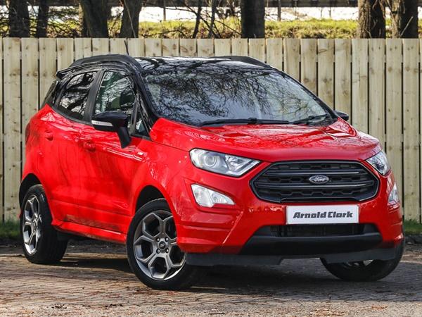 Ford EcoSport 1.0 EcoBoost 140 ST-Line 5dr