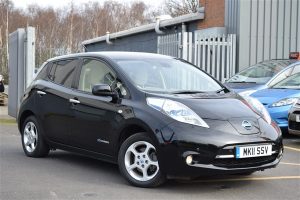 Nissan Leaf (24kWh) Acenta+ 5dr Auto