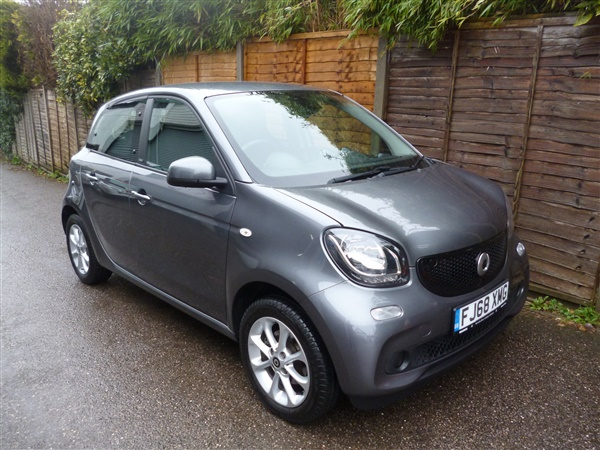 Smart Forfour PASSION T ONLY  MILES FROM NEW Auto